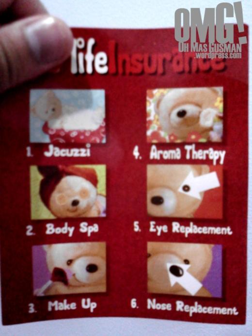 asuransi boneka