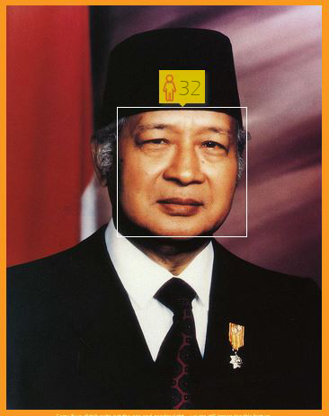 how old net - soeharto